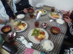 2日目朝食