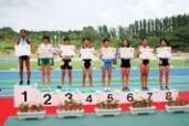 奈良全中女子100mH