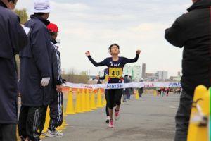 5年女子1.5km