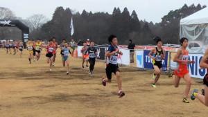 千葉クロカン中学男子