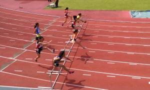 四種競技100mH