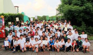 第20回小中学生陸上競技交流大会