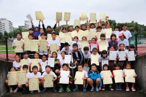 29日の小学生集合写真