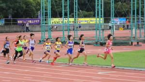 女子6年800m