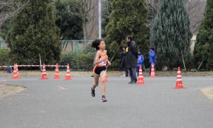 中2・3年女子2km