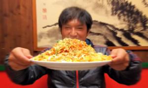 汁なし麻婆麺