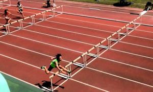 多摩東部共通女子100mH