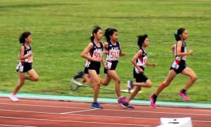小学女子800m