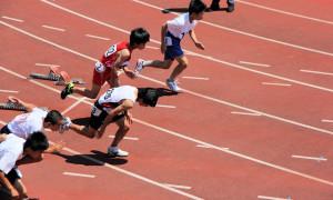 中学1年100m