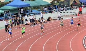 中学女子四種競技