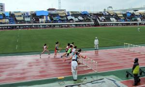 共通女子100mH決勝