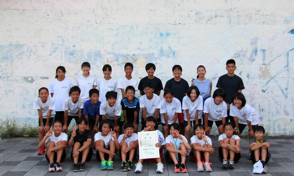 2016中学関東集合写真