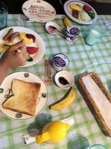 3日目朝食