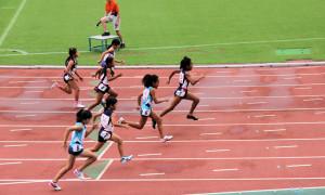 町田3・4年生女子100m