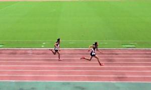 町田5・6年生女子100m