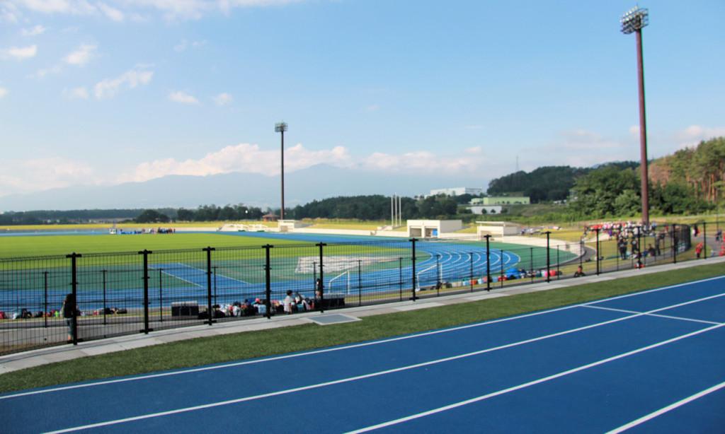 佐久総合運動公園陸上競技
