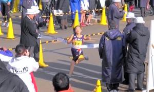 中尾夕菜大会新記録!