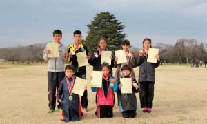 立川マラソン2016入賞者