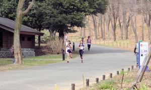 女子5・6年3km