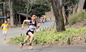男子3・4年3km
