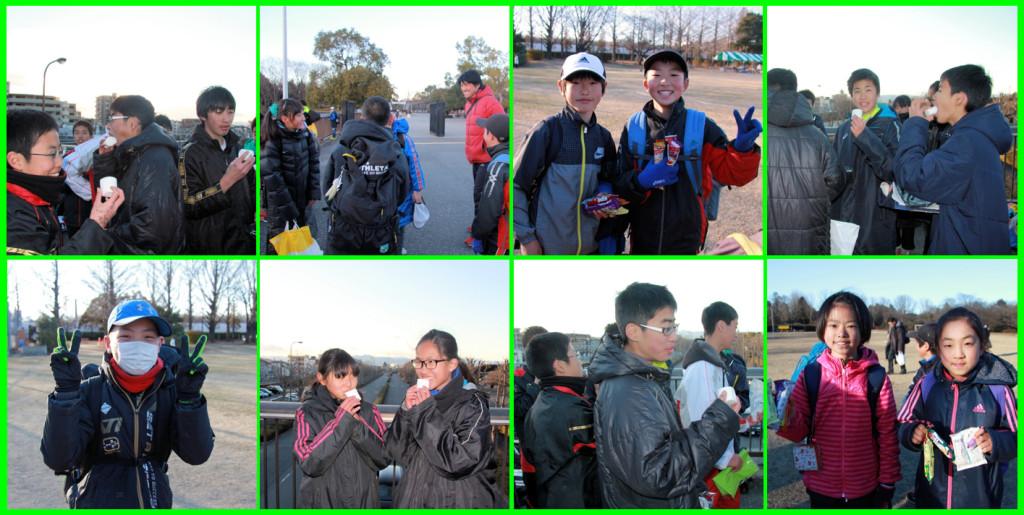 2017リレーマラソンin昭和記念公園