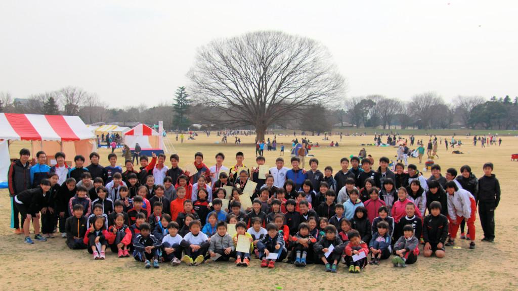 立川マラソン2017