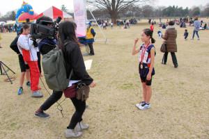 小学女子3・4年インタビュー