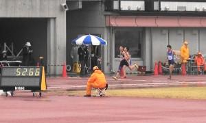 男子400m