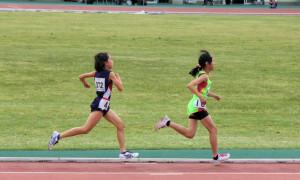5年女子800m