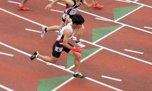 多摩東部2年男子100m
