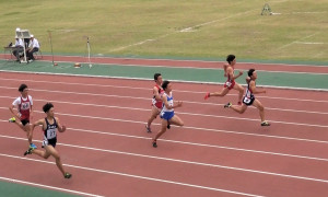 中学男子2・3年100m