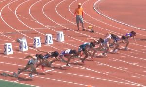 香佳100m