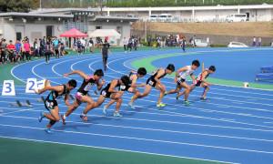 男子100m