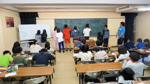 トレーニングに関する講義