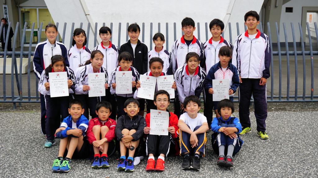 東京選手権集合写真