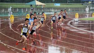 中学2・3年男子200m