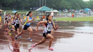 中学2・3年女子200m