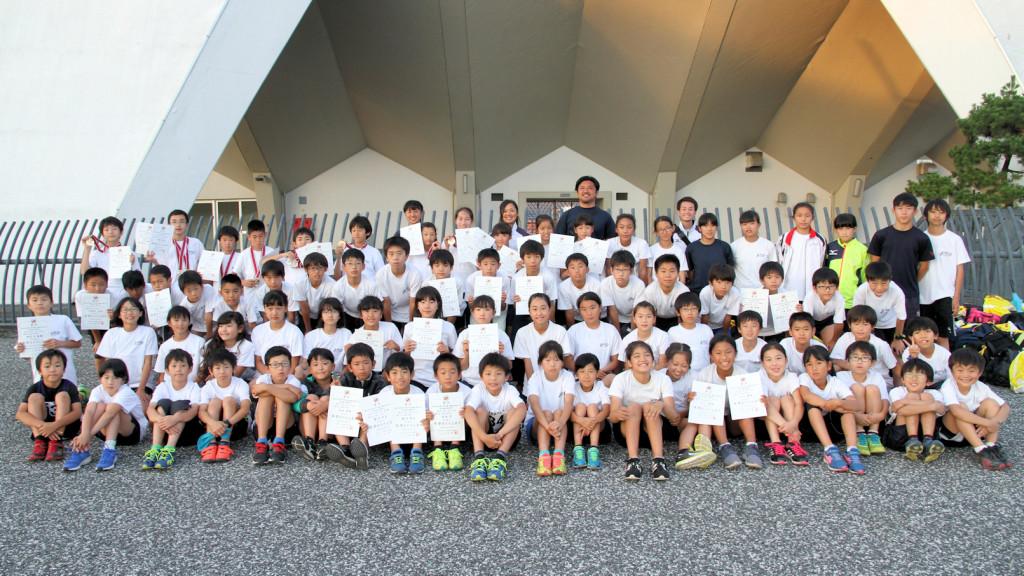 東京都代表選考会集合写真