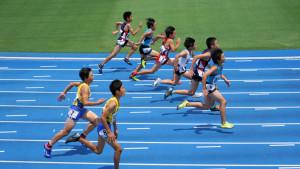 早坂朋弥100m