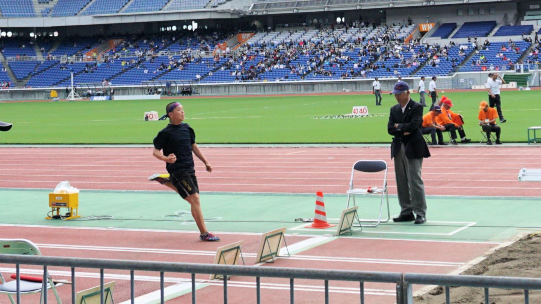 ジュニア オリンピック 陸上 2019