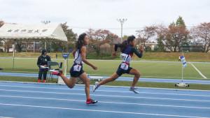 小学女子100m