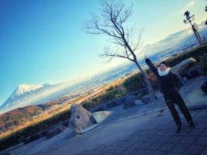 日本一の富士