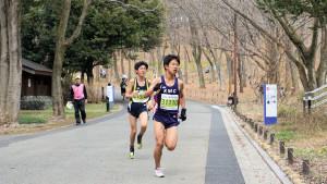 中学男子3km