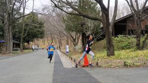 小学6年女子3km