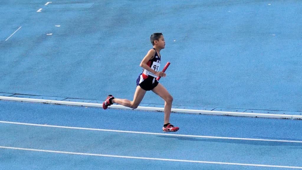 小学男子100m
