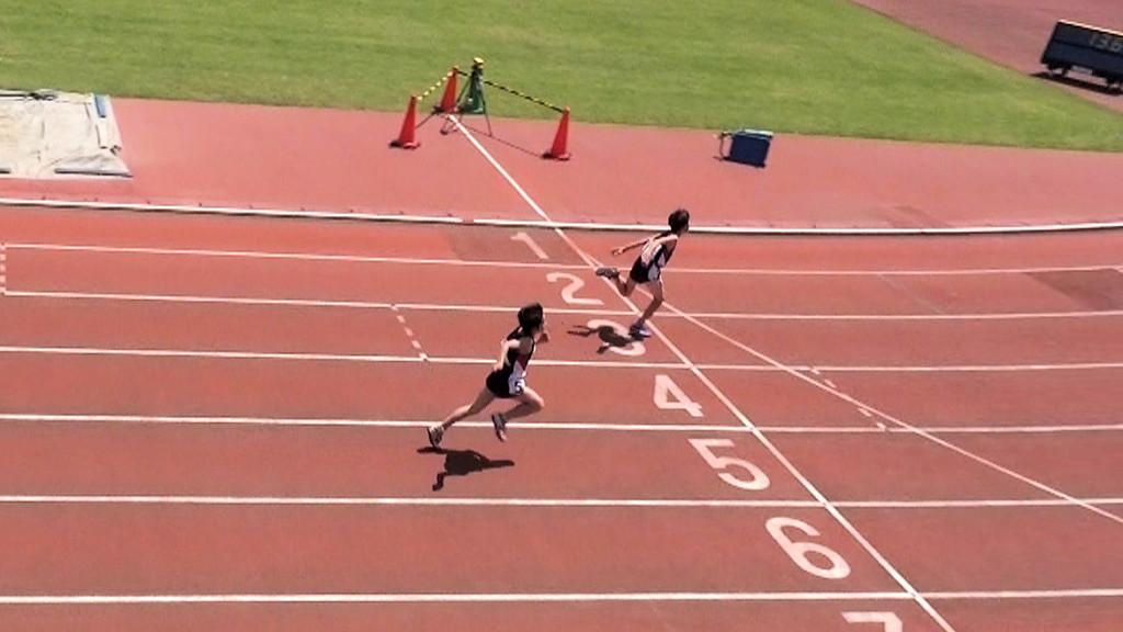小学5年男子100m