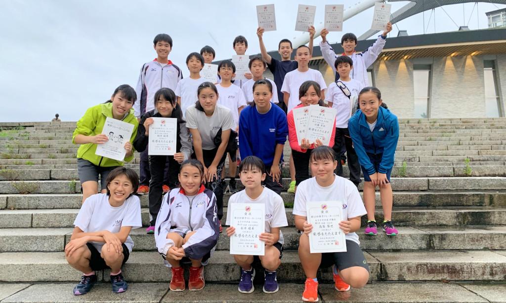 東京リレーカーニバル中学生