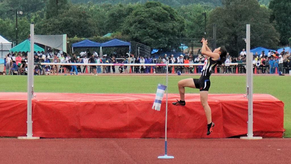 共通女子四種競技走高跳