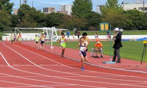 3・4年男子800m