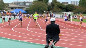 5・6年男子100m